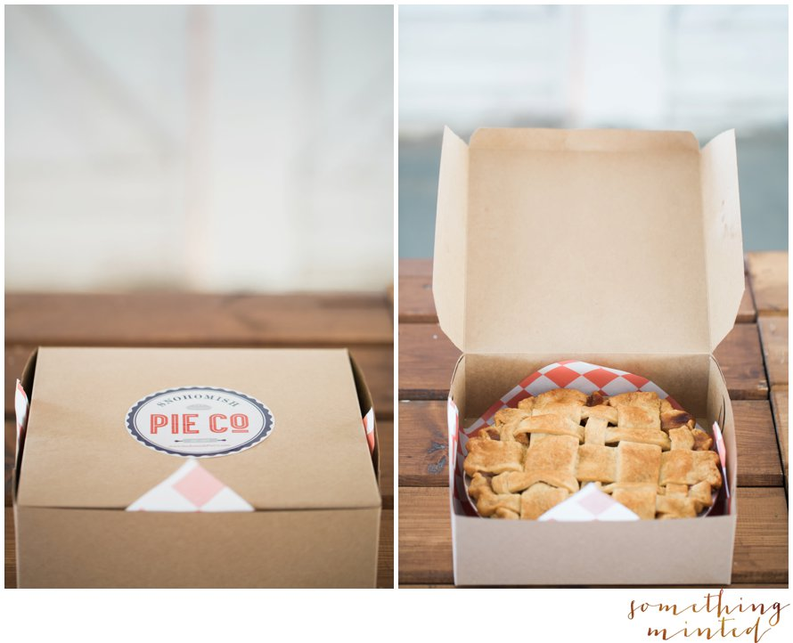 Snohomish Pie Co. Wedding Pie