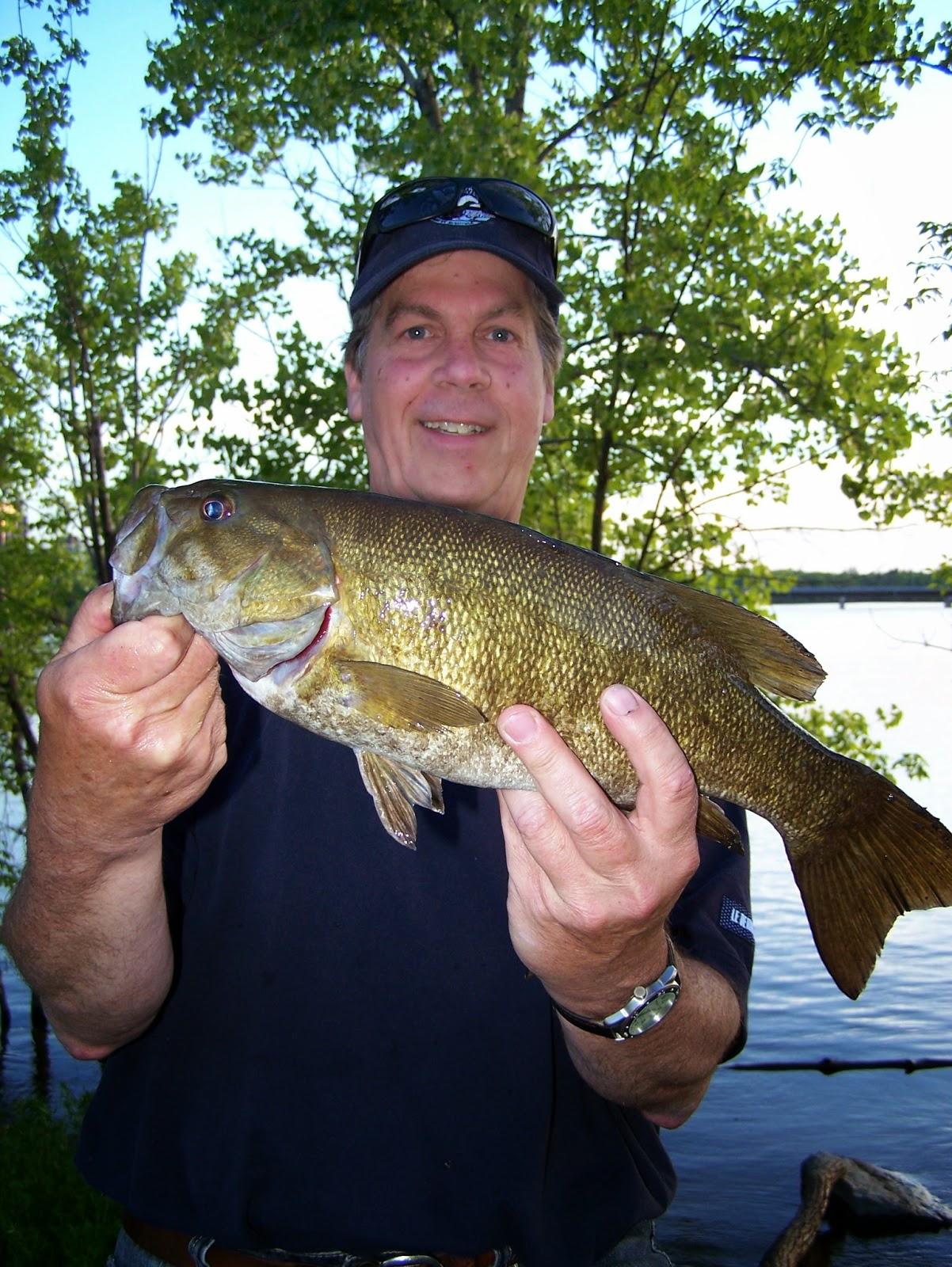 pêche achigan, trucs de pêche, pêche Montréal, Daniel Lefaivre,blogue sur la pêche