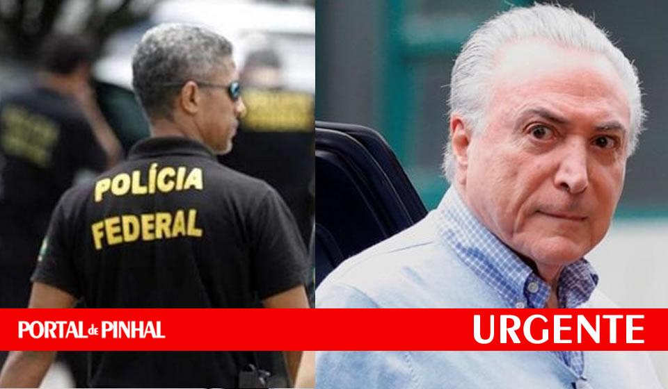 URGENTE: Força-tarefa da Lava Jato prende ex-presidente Michel Temer