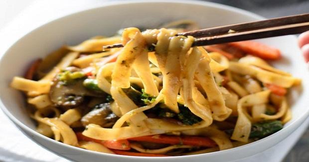 Lo Mein Noodles Recipe