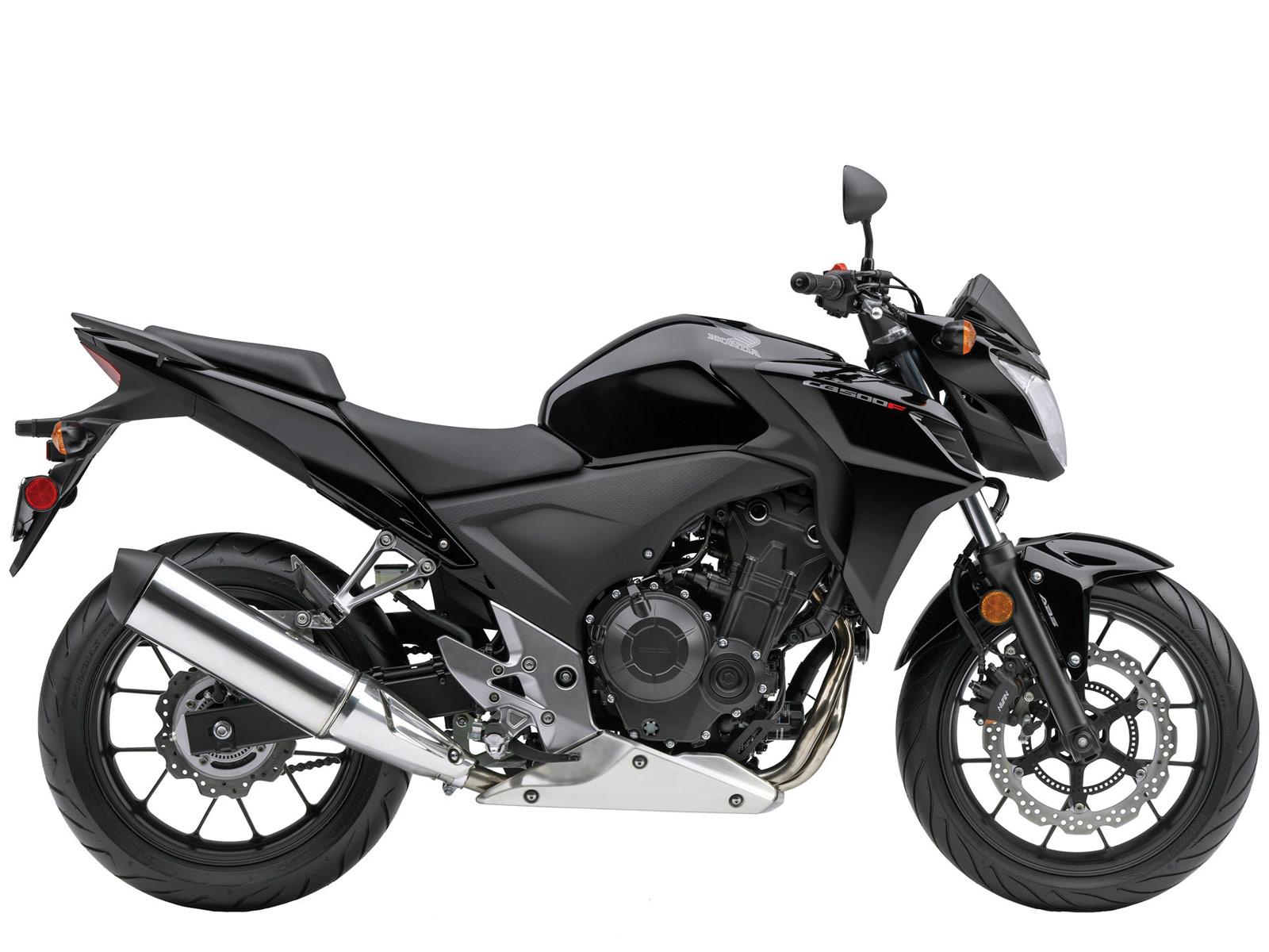 Gambar Motor Honda CB500F ABS 2013 specifications
