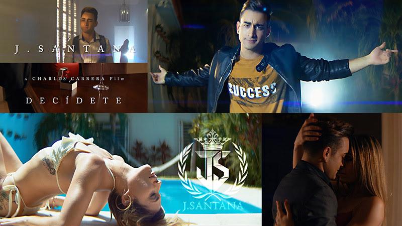 J. Santana - ¨Decídete¨ - Videoclip - Director: Charles Cabrera. Portal Del Vídeo Clip Cubano