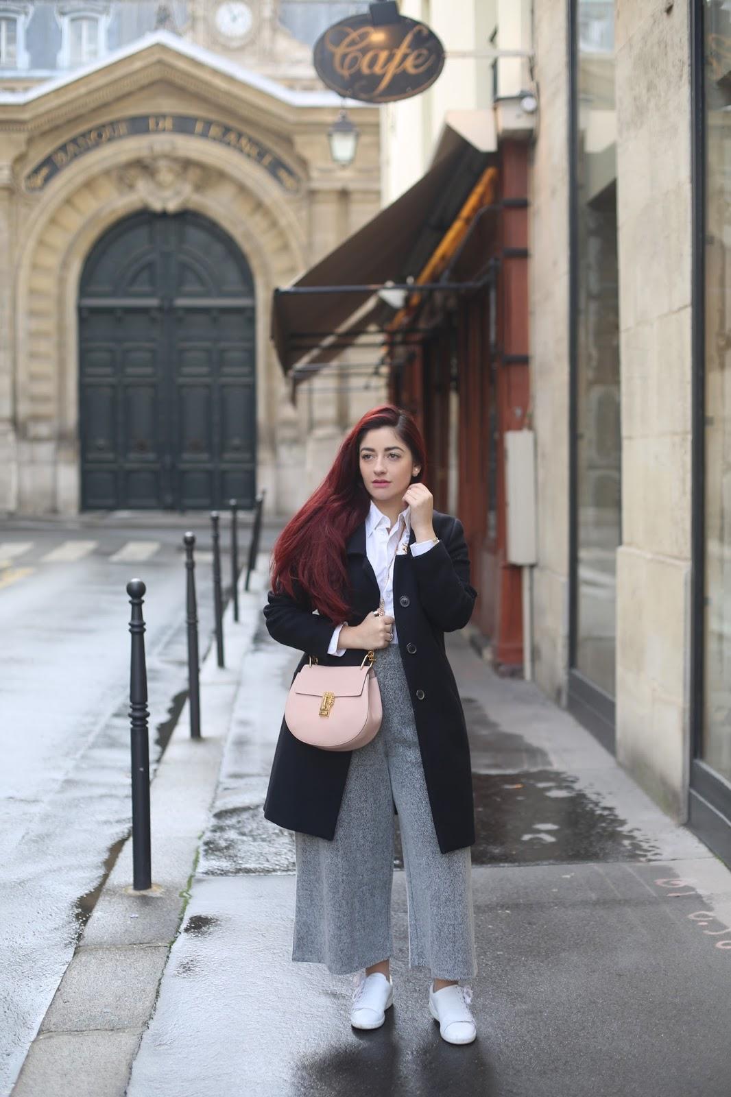 pantalon culotte asos