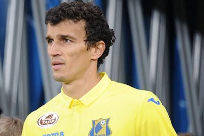 Ерёменко забил впервые после двухлетней дисквалификации