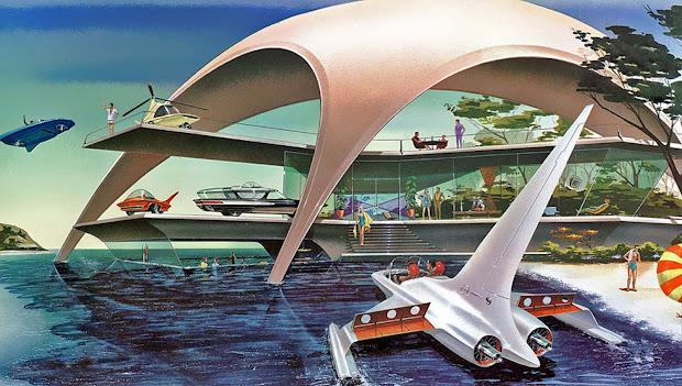 Frank Forte Retro Futurism