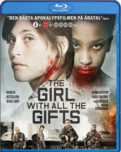 The Girl with All the Gifts [2016] [BD25] [Latino]