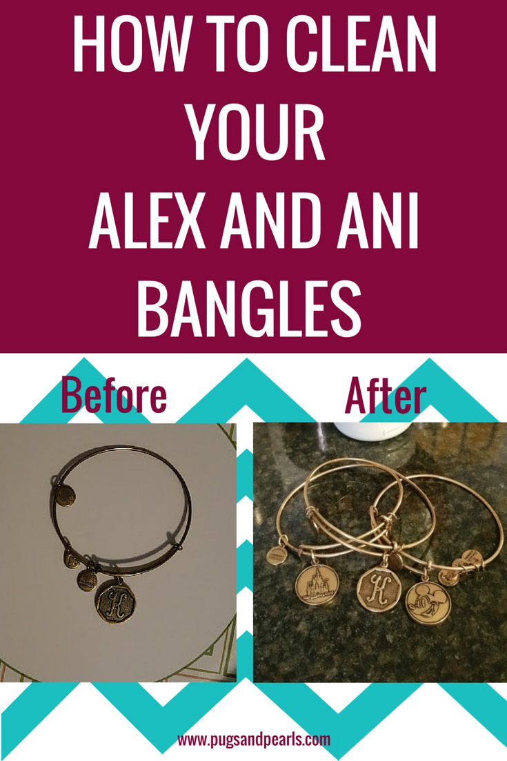 cleaning alex and ani bracelet pugs pearls how to clean your tarnished alex and ani 8206