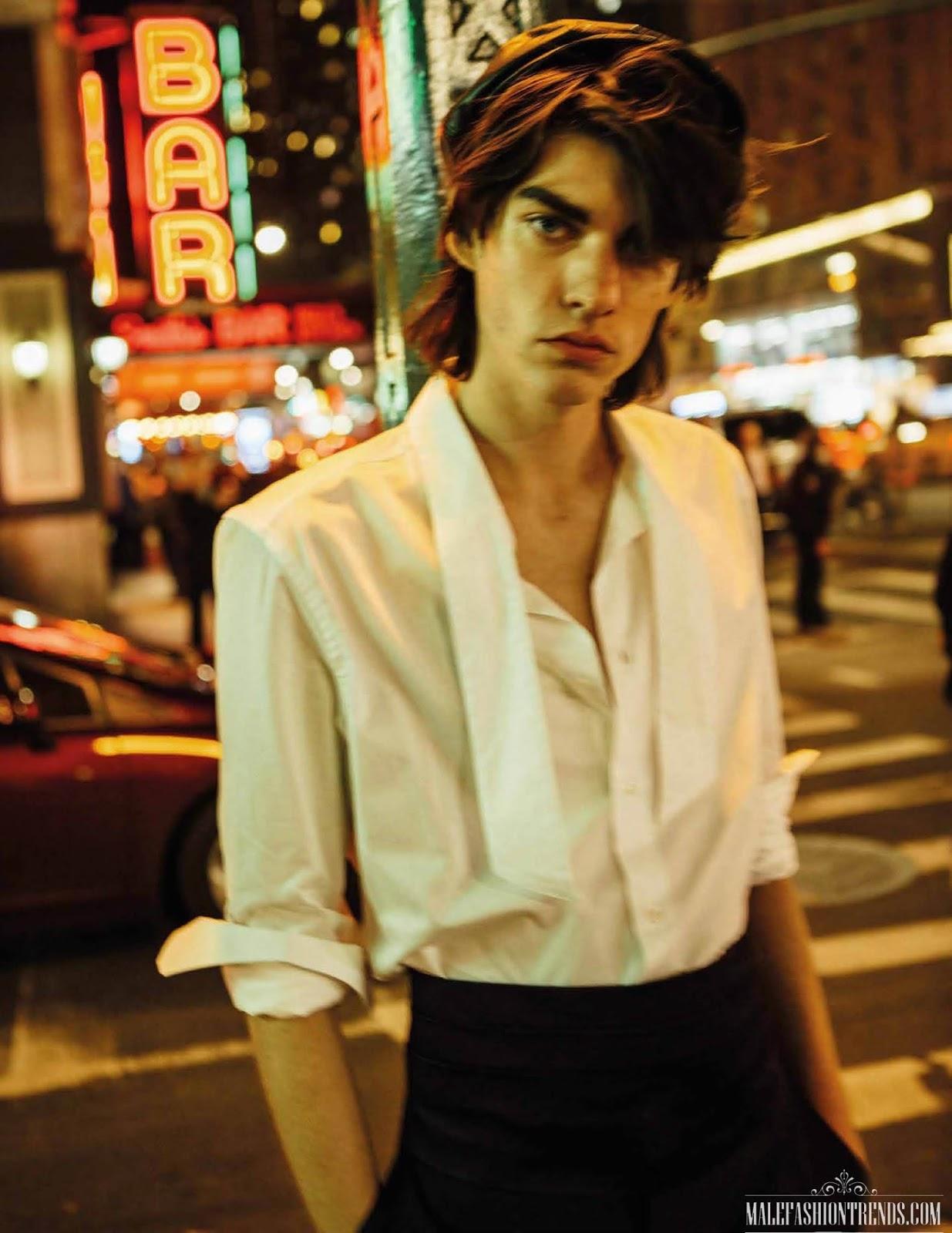 Doug Payne para DAMAN Magazine por Hiroyuki Seo