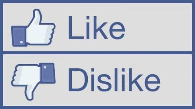 Perlukan facebook menghadirkan tombol dislike