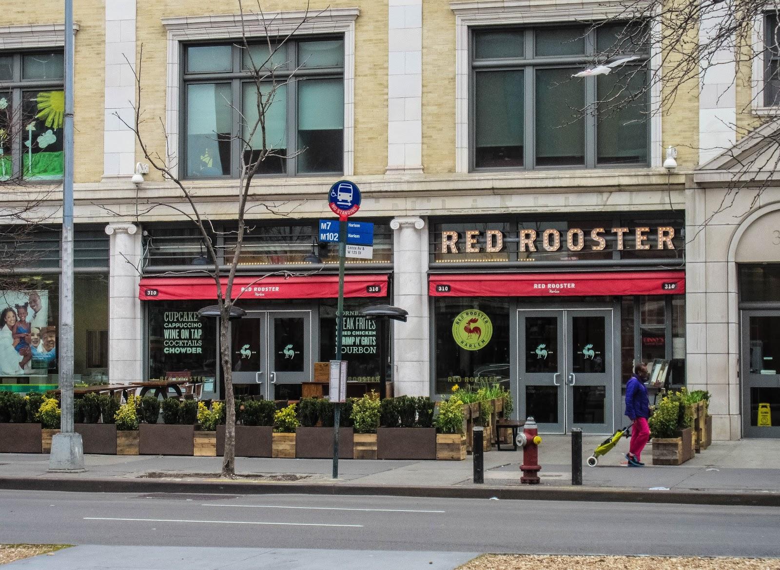 Red Rooster Restaurant Harlem New York