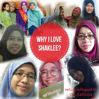 Why I love shaklee bussiness