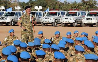 Pasukan Penjaga Perdamaian