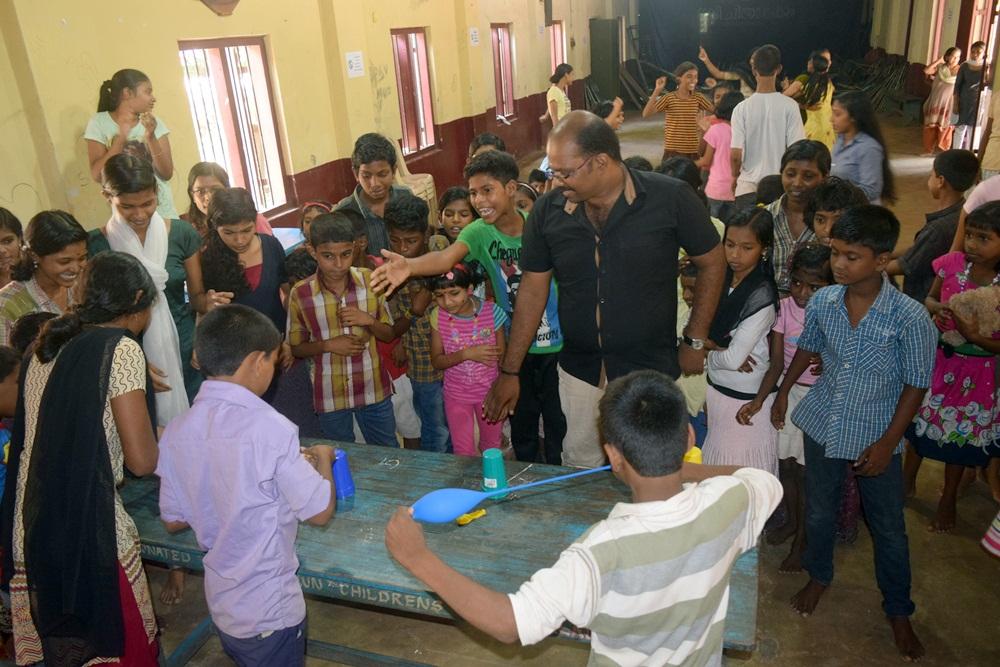 Veedu Desk - News blog of Trivandrum Don Bosco Veedu Society