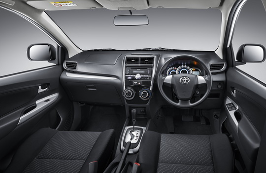 Grand New Avanza Veloz Interior All Vellfire 2020 Toyota Tipe E G Dan ...
