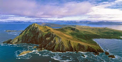 Cape Horn, the southernmost tip of the Americas