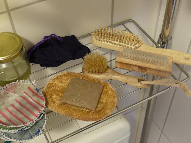 Bad Zero Waste Nachhaltigkeit DIY Produkte Minimalismus selber machen Rezepte