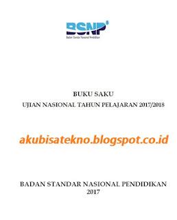 DOWNLOAD BUKU SAKU UJIAN NASIONAL TAHUN PELAJARAN 2017/2018