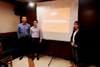 Wilbert Yu and the BPI Family AutoMadness team
