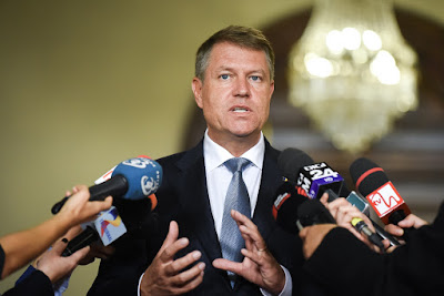 sajtószemle, Románia, Klaus Iohannis, Iohannis Székelyföldön