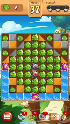 Game Angry Birds Blast 1.3.4 Mod Apk Terbaru (100 Moves)