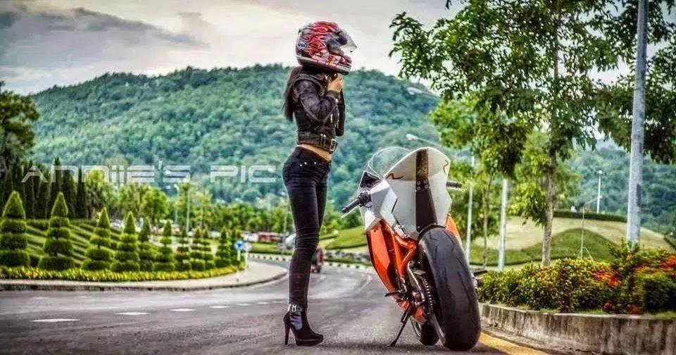 Mercenary Garage Ktm Girl