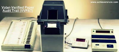 All You Need to Know - VVPAT (Voter-Verified Paper Audit Trail) for SBI PO, NICL AO, Bank of Baroda PO, SSC CGL, CS