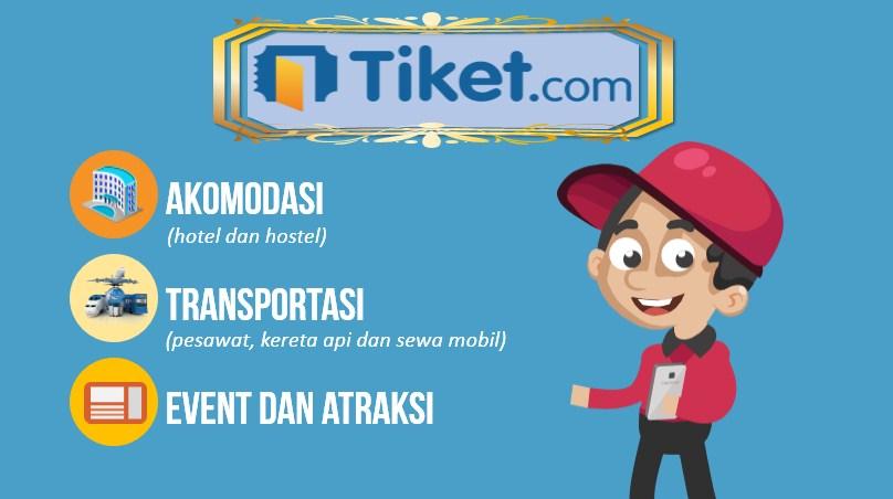 tiket.com, kumaseo.com