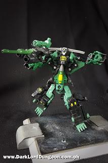 Transformers Mini-Con Assault Team