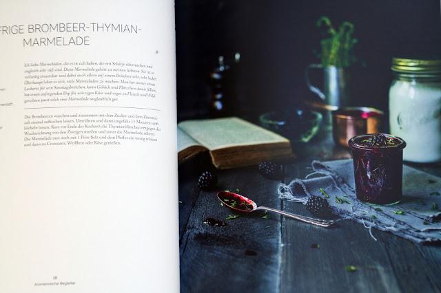 Buchrezension AROMEN FEUERWERK - Fotos aus dem Buch