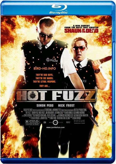 Hot Fuzz 2007 Daul Audio ORG 720p BRRip HEVC x265