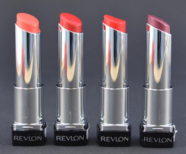Revlon colorburst lip butters geöffnet