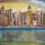City Painting