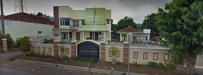 Balai Desa Cendono