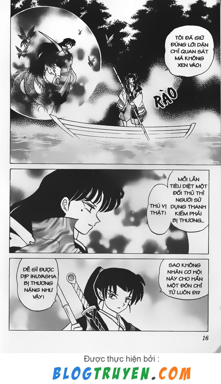 Inuyasha vol 41.1 trang 14
