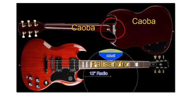 Tipos de Maderas para una Guitarra de Estilo SG