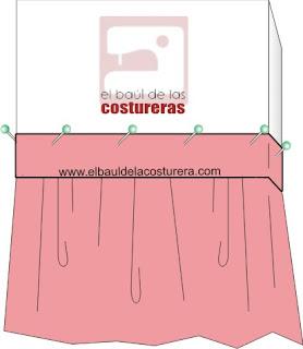 Resultado de imagen para bastilla falda