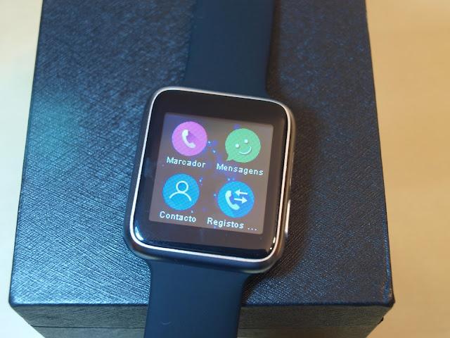 Análise Smartwatch Ulefone uWear 10