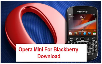 Opera Mini for Blackberry