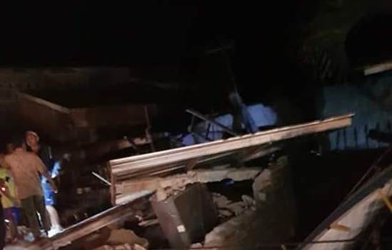 Jembatan Putus, Evakuasi Korban Gempa, Lombok Terhambat