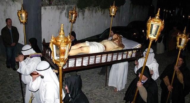 Comemoração da Semana Santa