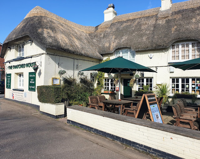 Devon's Best Roast Dinner: The Thatched House