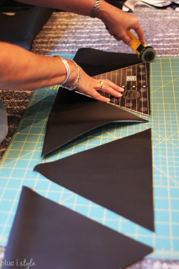 How to Make a Fabric Banner