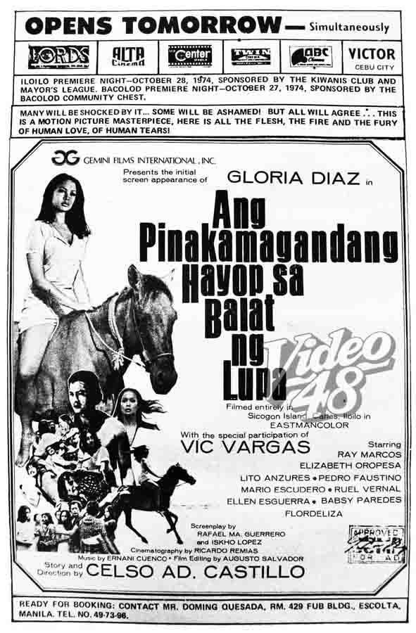 Ang pinakamagandang hayop sa balat ng lupa 1974 - 4 2