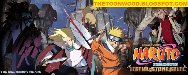 Naruto Movie: Legend of the Stone of Gelel (2005)