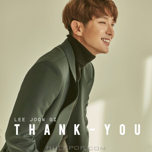 Lee Joon Gi – Thank you – Single