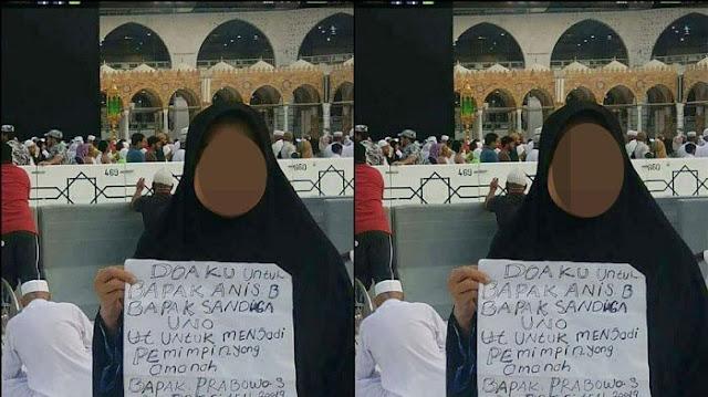 Heboh Doakan Prabowo Jadi Presiden, Ibu ini Malah Viral Karena Tulis Begini