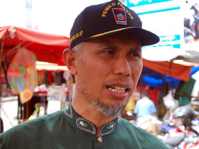 Walikota Padang Kader PKS Ini Bercita-cita Saat Subuh Padang Bersih dari Sampah