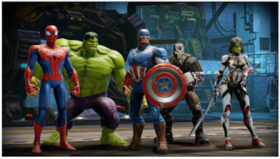 Marvel Strike Force Apk Mod Unlimited