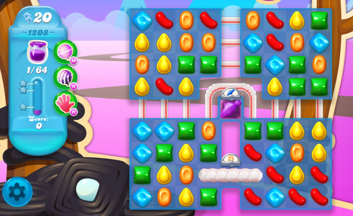 Candy Crush Soda Saga level 12085