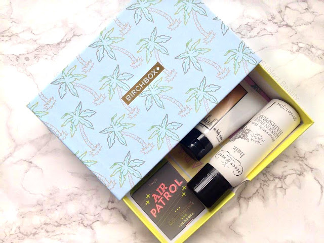 June Birchbox 2016